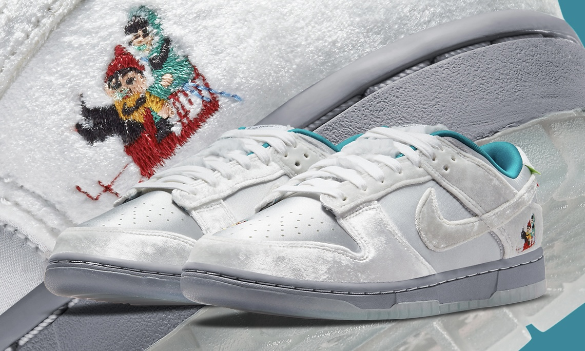 Nike Dunk Low 冬季限定曝光