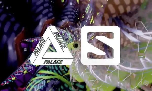 PALACE x SALOMON 联名系列即将发布