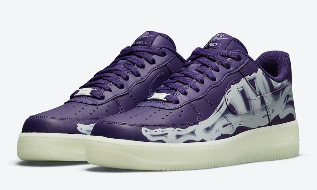 Nike Air Force 1「万圣节」新配色预览