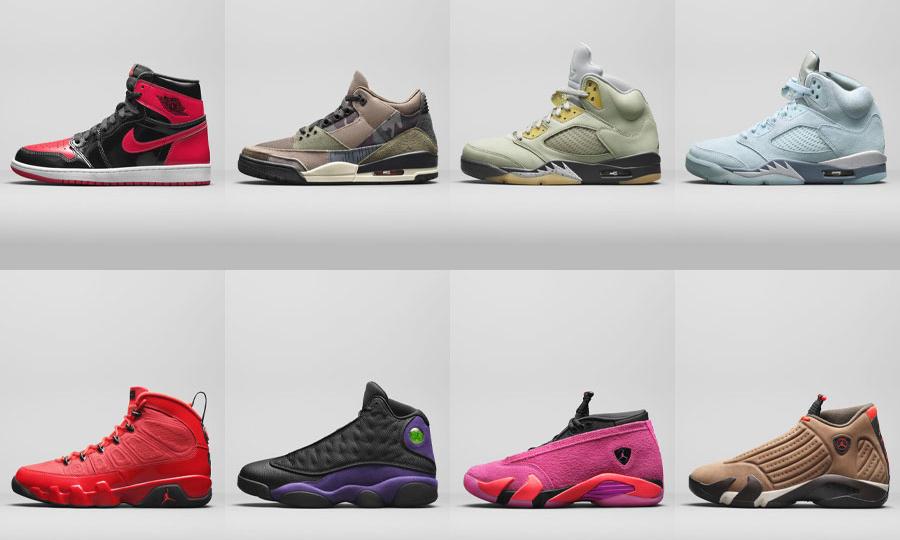 Jordan Brand 2021 假日系列发售鞋款预览