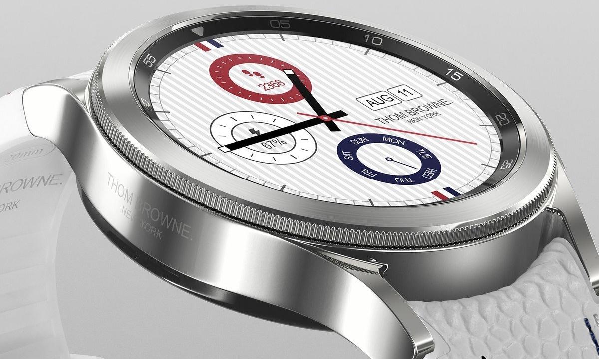 三星发售 Thom Browne 版 Galaxy Watch 4 Classic