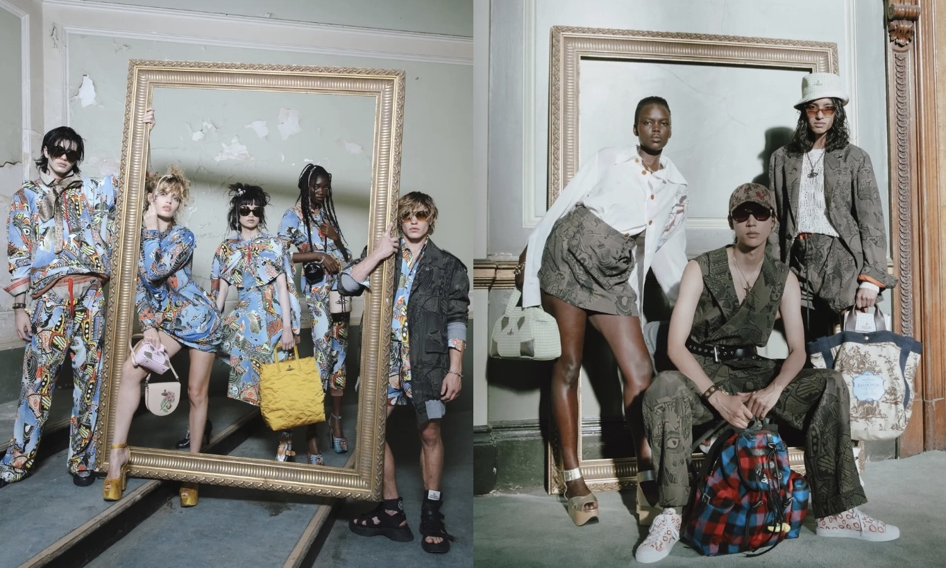 Vivienne Westwood 2022 春夏系列释出
