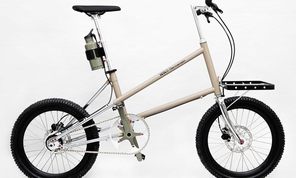 Wood Wood 与 Hermansen 推出联名电动自行车