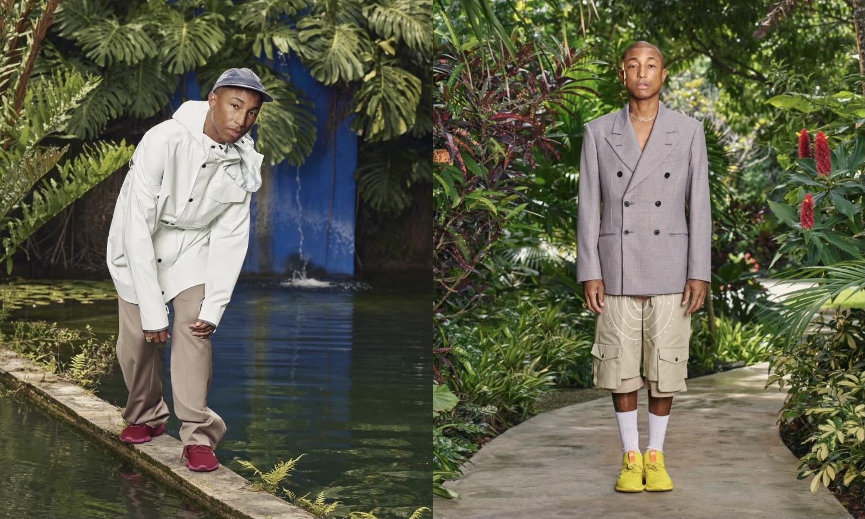 Pharrell Williams 携手 SSENSE 打造合作空间