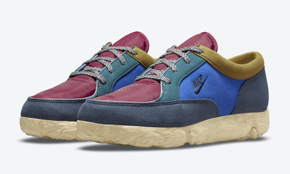 全回收材质打造,Nike 新鞋型 BE-DO-WIN 亮相