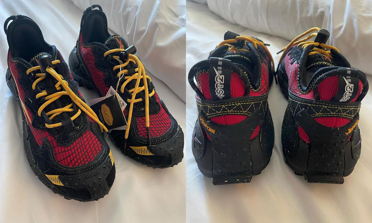ASAP Nast x Reebok Zig Kinetica II Edge 全新联名鞋款释出