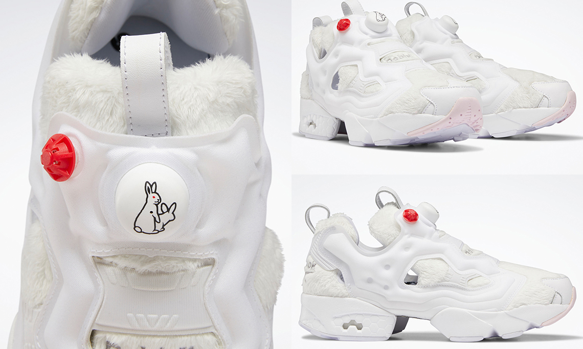 Reebok x FR2 x atmos 合作鞋款 Instapump Fury