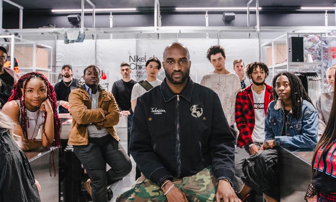 600 万粉丝关注近 7,000 人,Virgil 可能是 Nike 近年「最活跃的搭档」