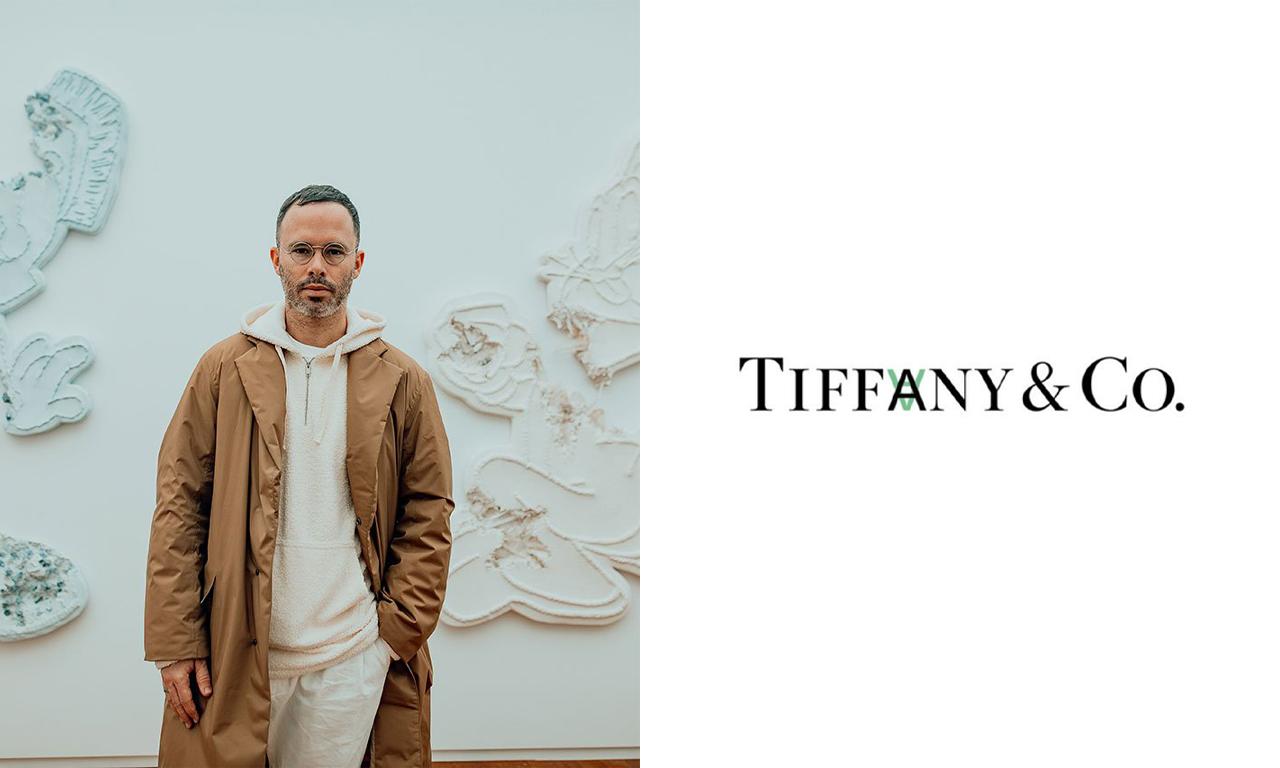 Daniel Arsham 即将与 Tiffany & Co. 展开合作