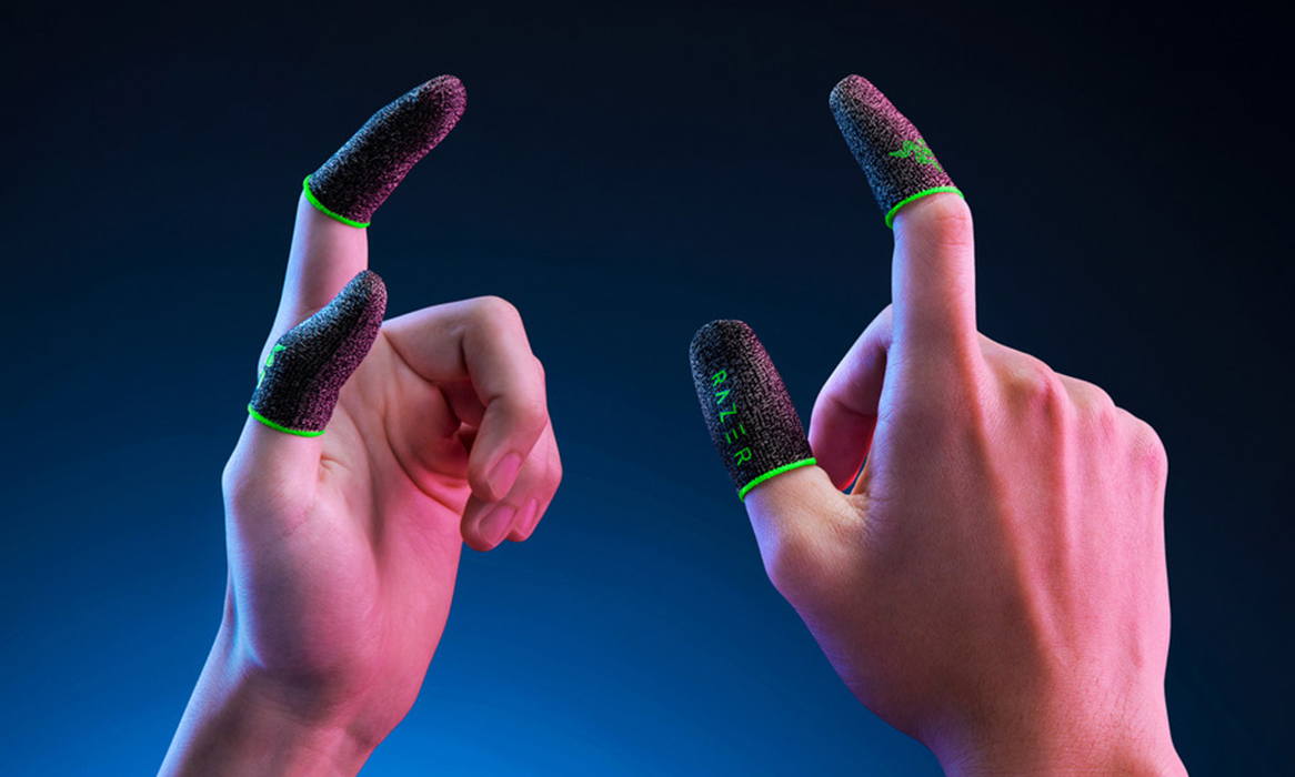 装备 Buff 加成?Razer 推出手游专用手指套