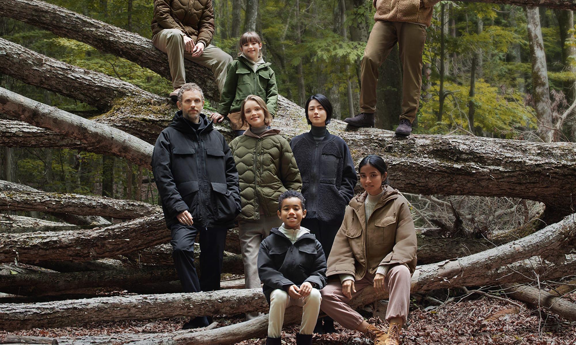 White Mountaineering x UNIQLO 2021 秋冬联名系列完整公开