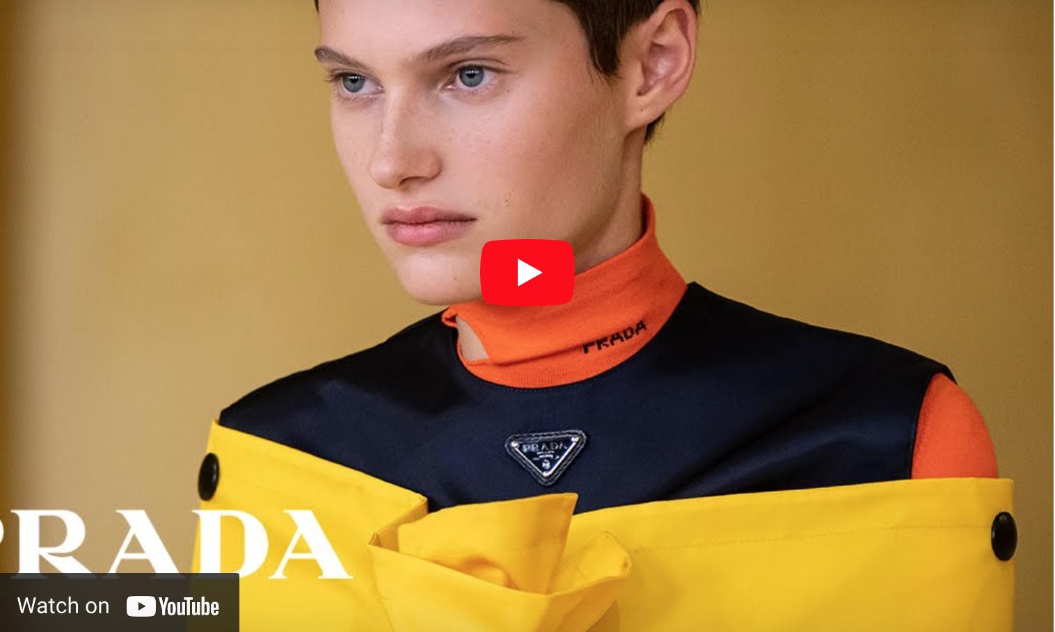 YouTube  支持时尚品牌创造长久有效的视频内容