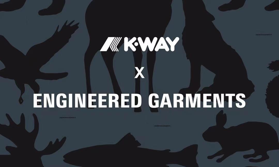 Engineered Garments x K-WAY 胶囊系列再度来袭