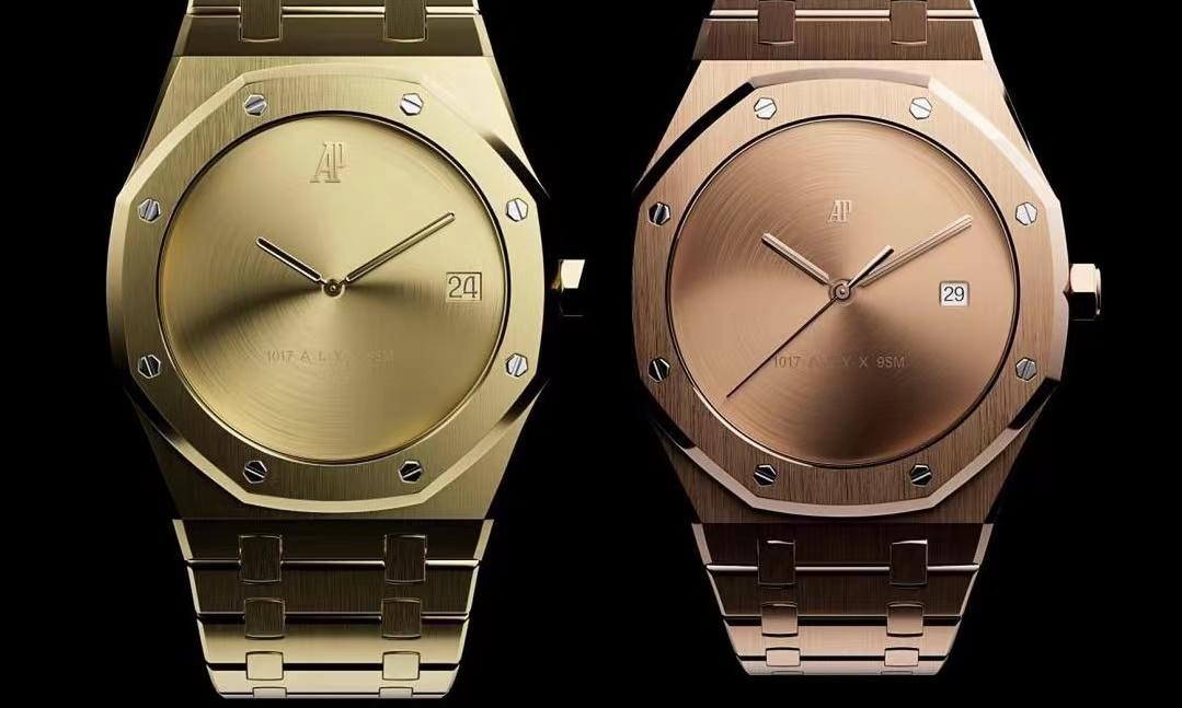 1017 ALYX 9SM 携手 MAD Paris 打造定制 Audemars Piguet 腕表
