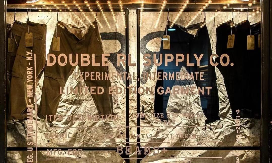 致敬经典,BEAMS PLUS 携手 DOUBLE RL 打造特别联乘服饰单品