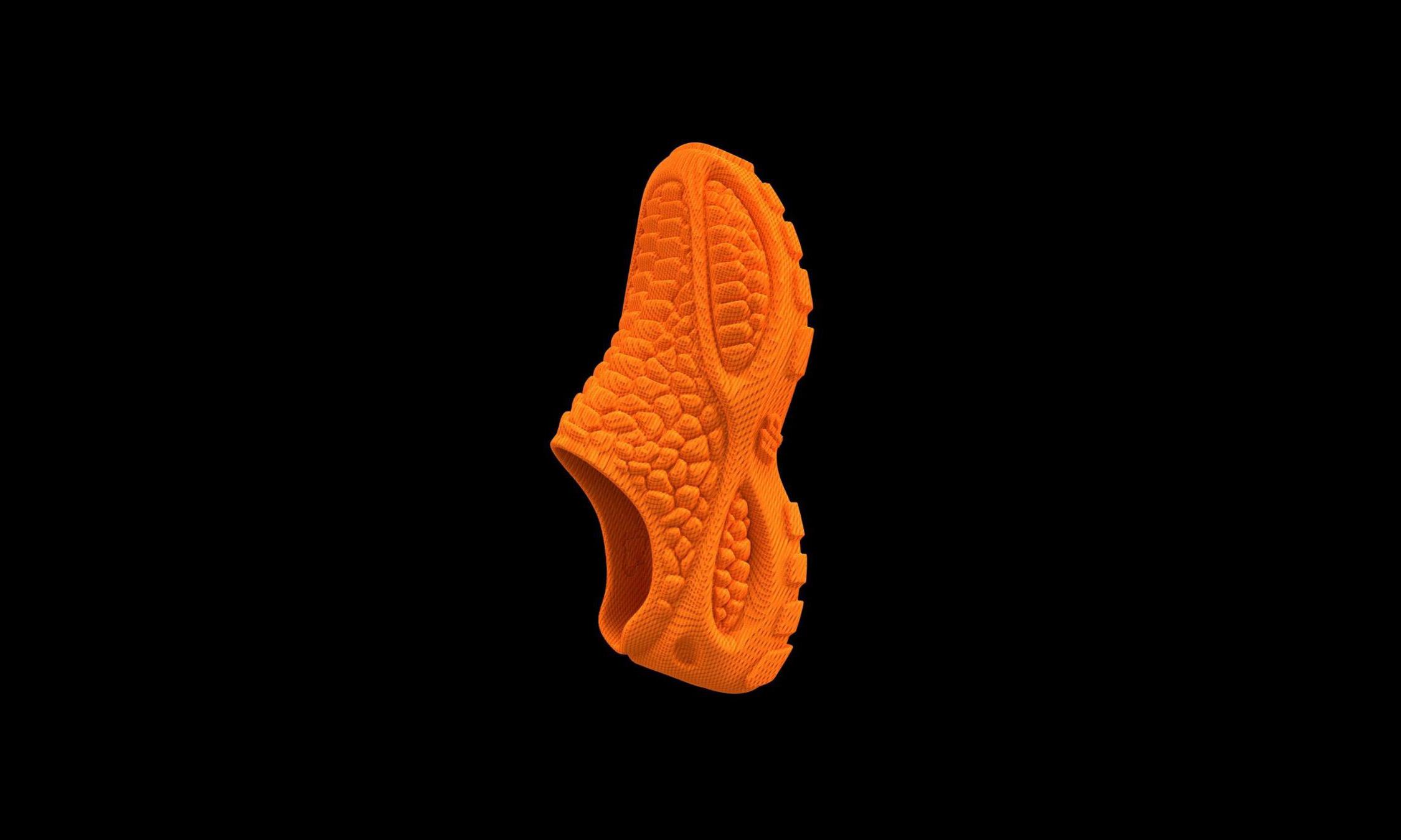 Heron Preston 推出首款 3D 打印运动鞋 Heron01