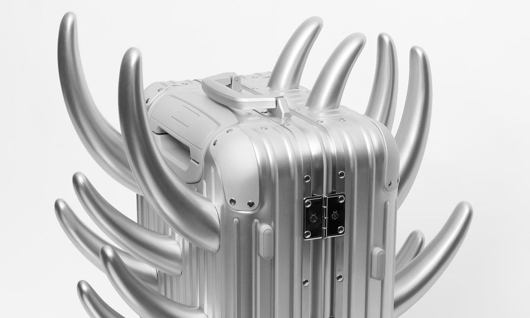 RIMOWA 联手 Fabian Bergmark Nasman 推出造型箱包