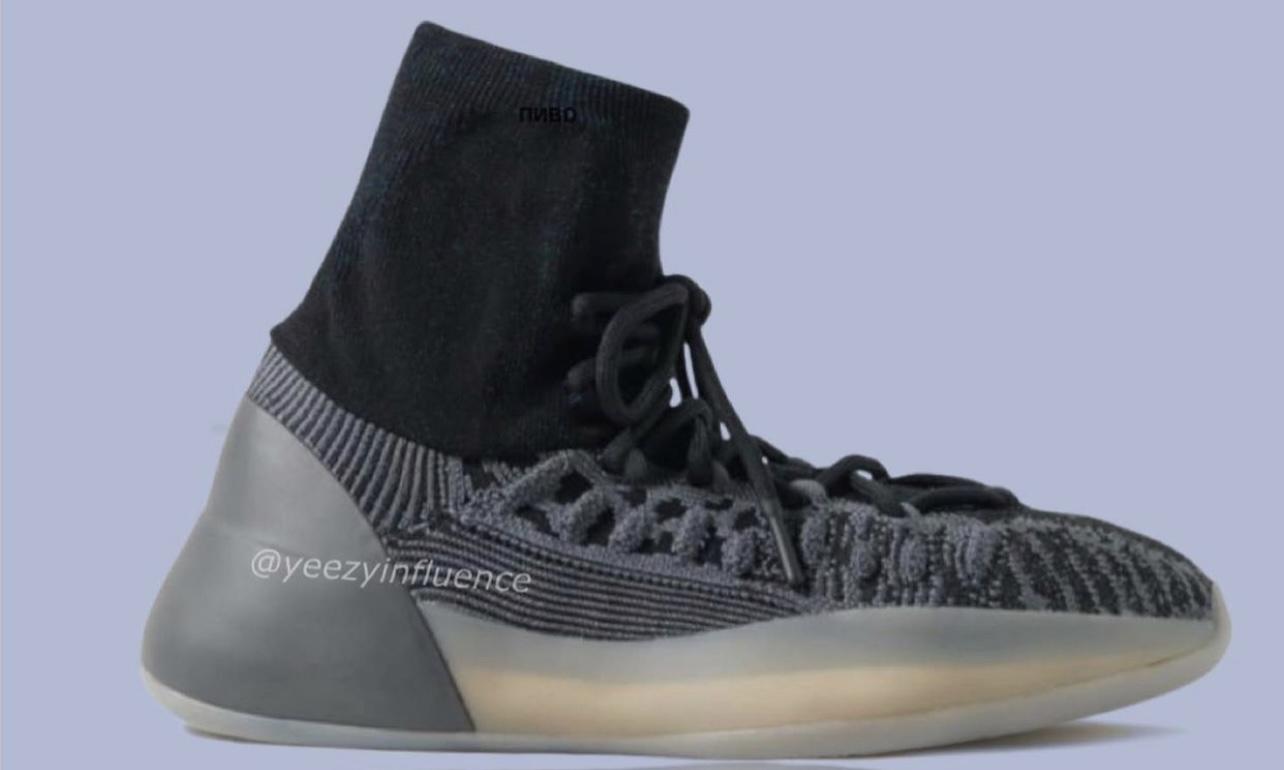 adidas Yeezy 发布全新篮球鞋 YZY BSKTBL KNIT 3D