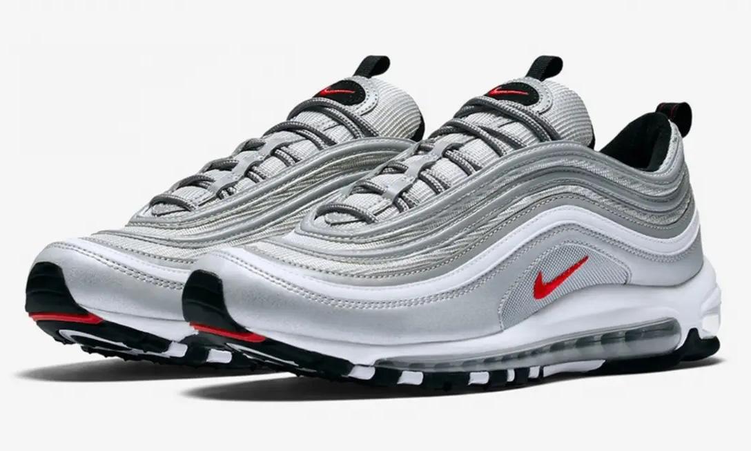 Nike Air Max 97「银子弹」将于明年回归
