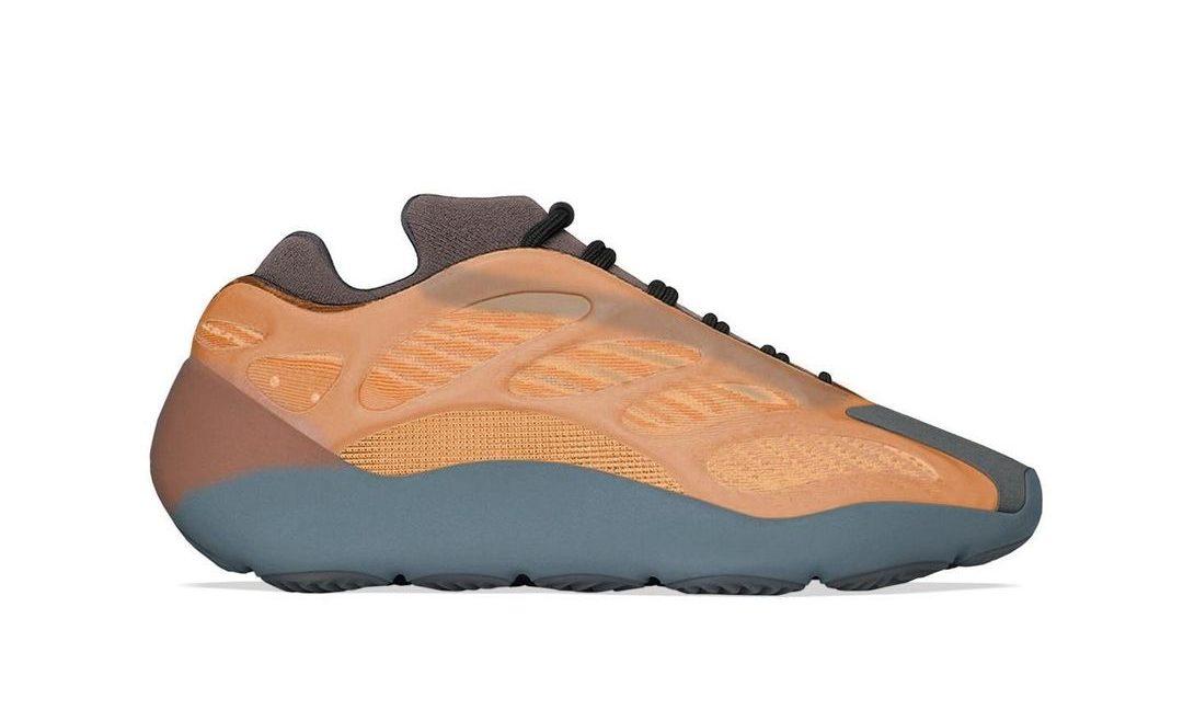 Yeezy 700 V3「Copper Fade」新配色释出