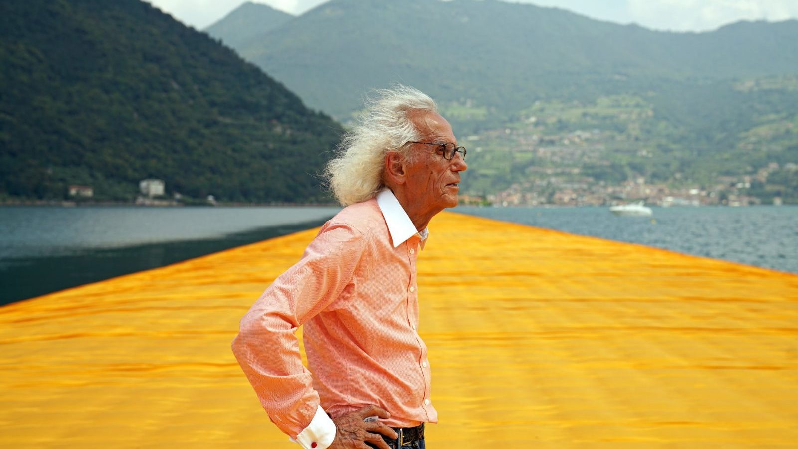以 Virgil 的「旅行者」角度窥探 Christo 的艺术世界