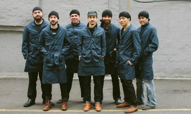 Engineered Garments x 一风堂 New York 拉面店特制工作服