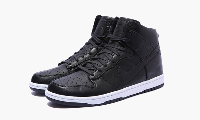 "质感出众,Nike Lunar Dunk High SP "" Mono "" Pack"