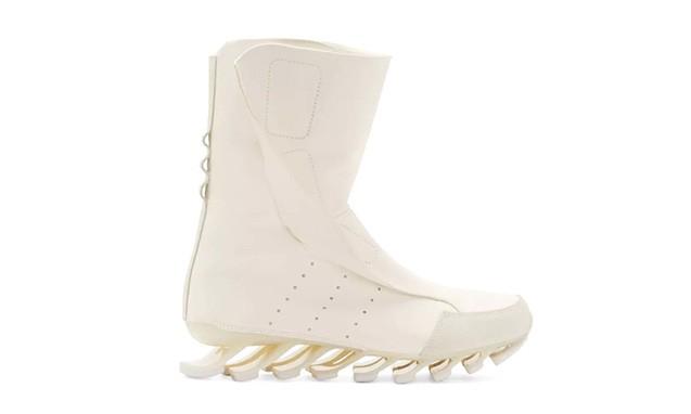 adidas by Rick Owens 2015 春夏 Springblade Boots 鞋履系列