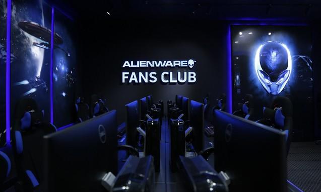 外星人席卷地球,ALIENWARE 宁波体验店及 G4 ALIENWARE 主题电竞俱乐部揭幕