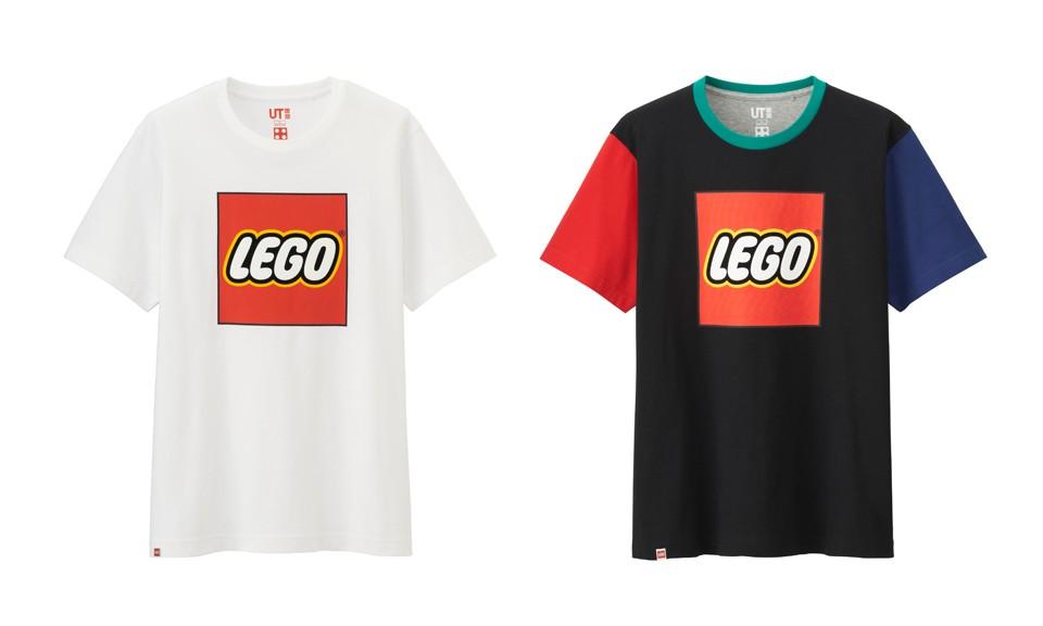 UNIQLO 2016 春夏 UT x LEGO® 主题系列