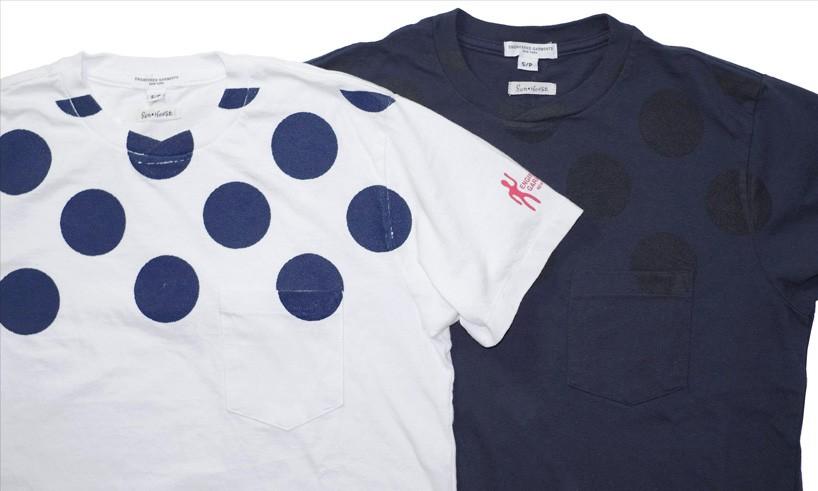 Engineered Garments x SUN HOUSE 联名合作款 Tee