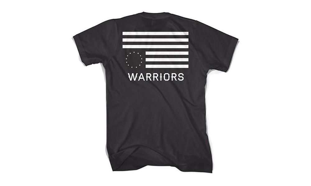 Black Scale 释出全新 Worriors 系列 T 恤