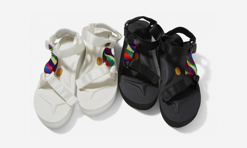 联名不能停,SUICOKE 与 is-ness 打造全新联名凉鞋系列