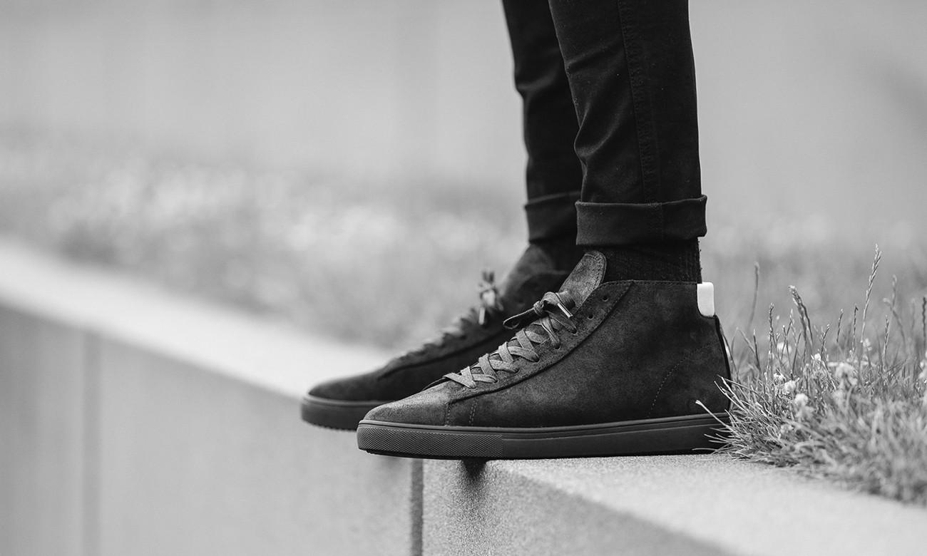 Publish Brand 携手 CLAE 带来全新联名 Bradley Mid 鞋款