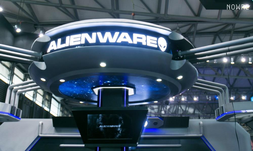 外星人携 Aurora R5 主机登陆 ChinaJoy