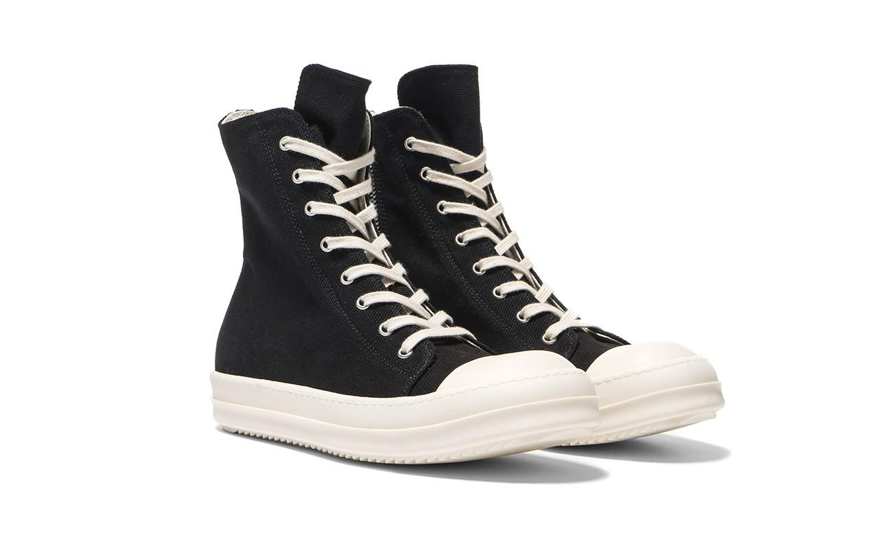 四大人气鞋型囊括,Rick Owens DRKSHDW 2016 鞋款系列现已开售