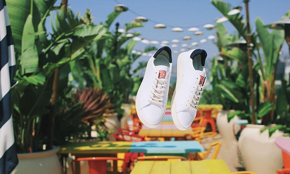 MAMA Shelter x CLAE 打造联名合作鞋款