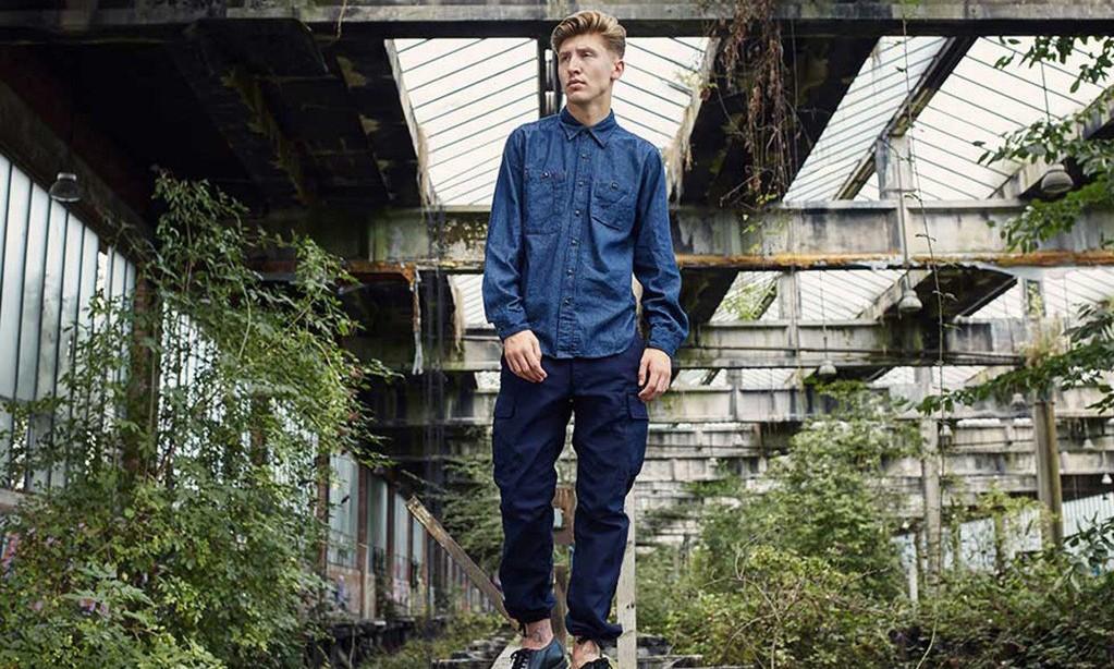 一贯成熟稳重的简约风格,Engineered Garments 2016 秋冬系列首波新品释出