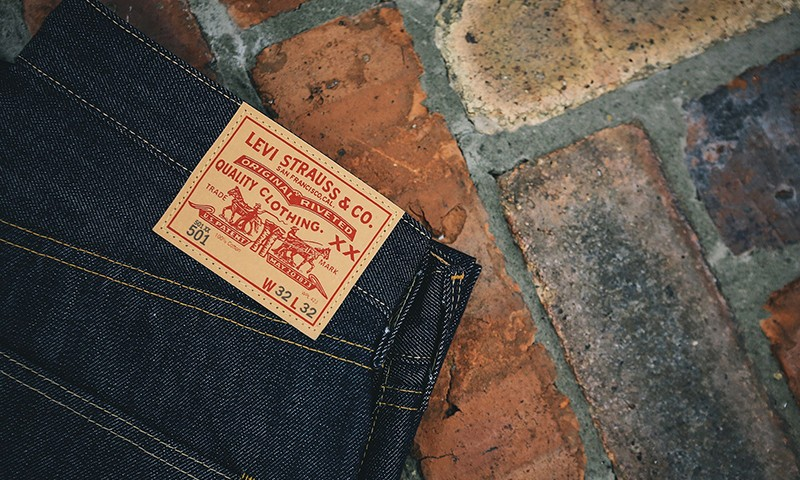 END. 打造全新 Levi's® Vintage Clothing 秋季系列特辑