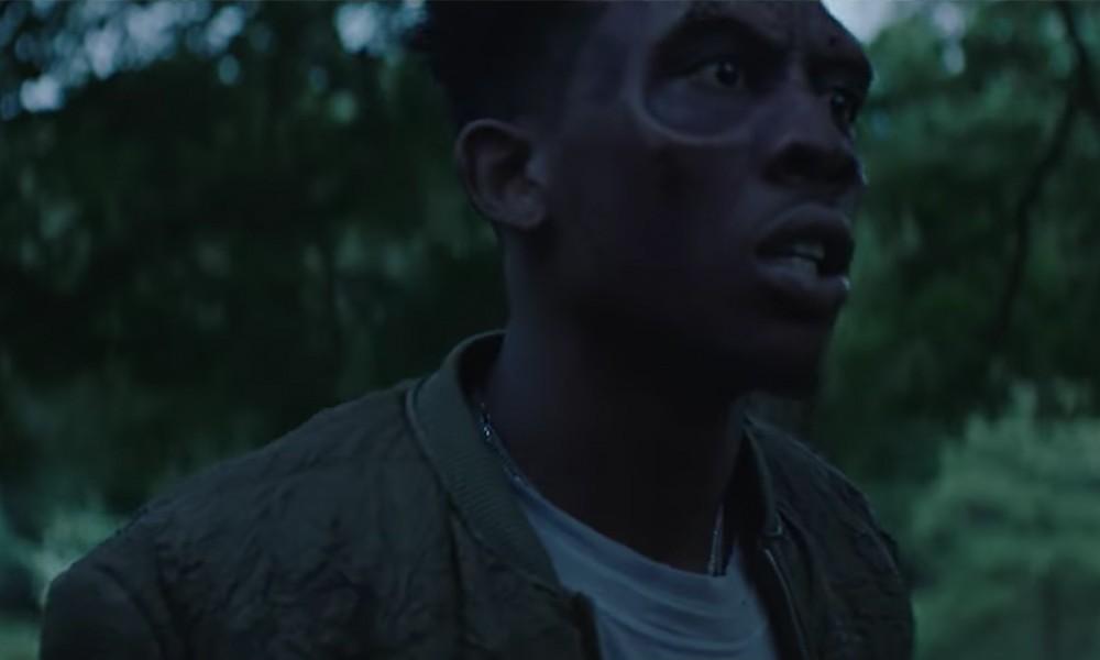 暂时忘了夸张的台风吧,Desiigner 在新歌 MV 中扮了一把僵尸