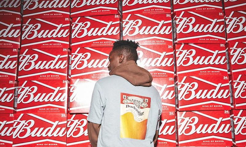 Been Trill x Budweiser x PacSun 推出三方联乘系列