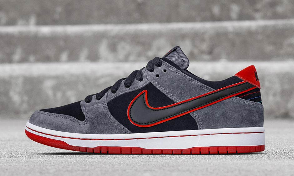 Nike SB Dunk 能与宝马跑车擦出什么火花?
